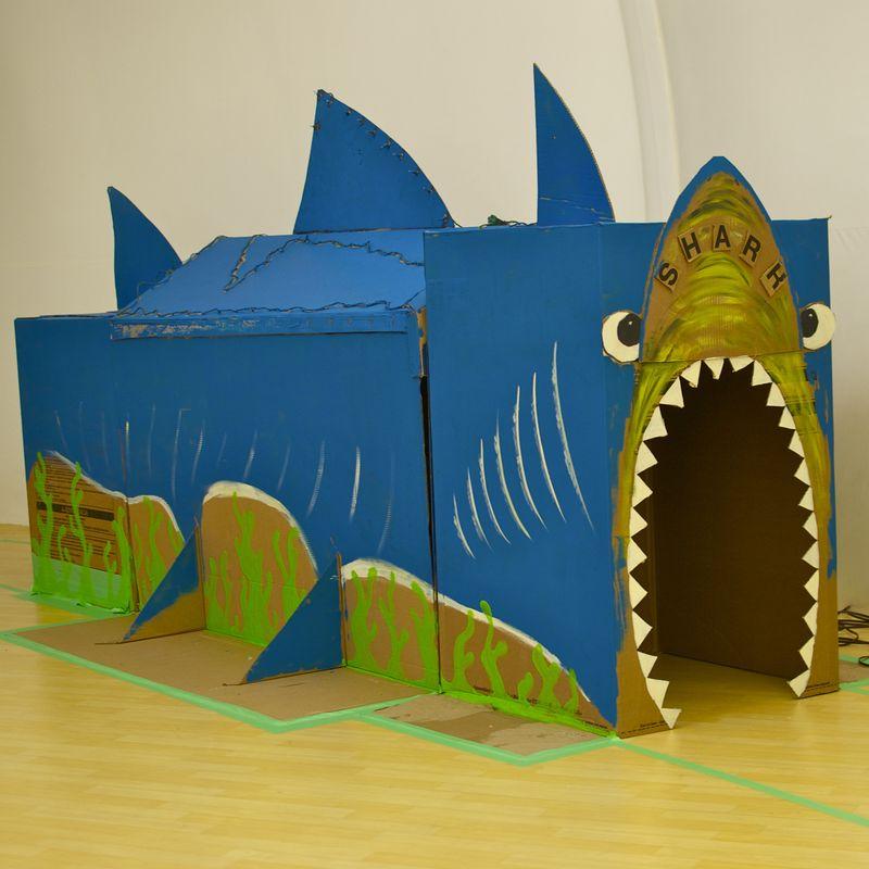 Shark Fort!